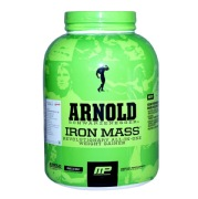 Arnold Schwarzenegger Series Iron Mass,  5 lb  Vanilla Malt