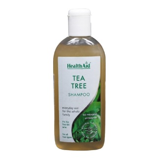 HealthAid Tea Tree,  250 ml  For All Hair