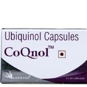 Aarkios CoQnol (Ubiquinol) 100mg,  10 capsules