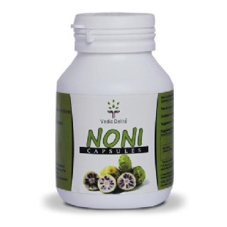 Vedic Delite Noni,  60 capsules  Unflavoured