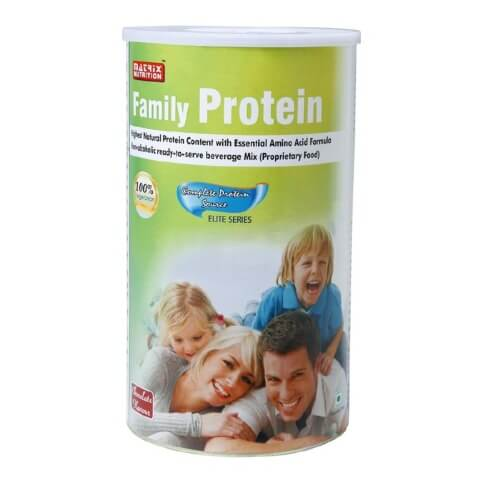 Matrix Nutrition Family Protein,  Chocolate  0.5 kg
