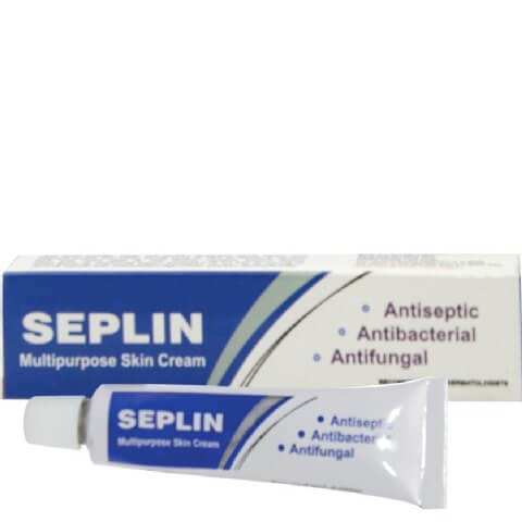 Healthvit Seplin Multipurpose (Pack of 2),  Cream  15 g
