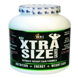NRI Formulation Xtra Size Weight Gainer,  Chocolate  5.5 lb