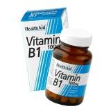 HealthAid Vitamin B1,  Unflavoured  90 Tablet(s)