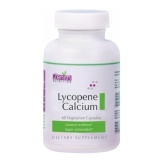 Zenith Nutrition Lycopene With Calcium,  60 Capsules