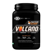 Protein Scoop Volcano,  2.2 lb  Chocolate