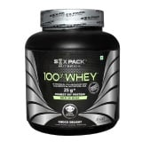 Six Pack Nutrition 100% Whey,  4.4 Lb  Choco Delight