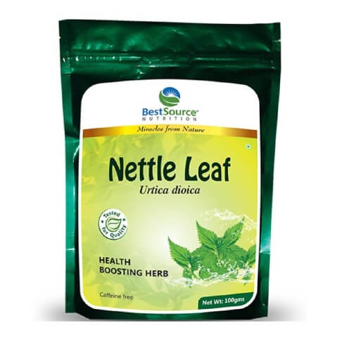 BestSource Nutrition Nettle Leaf,  Unflavoured  100 g