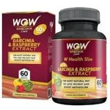 WOW Garcinia & Raspberry Extract,  60 Veggie Capsule(s)
