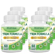 Morpheme Remedies Trim Formula (with Garcinia),  6 Piece(s)/Pack  Unflavoured