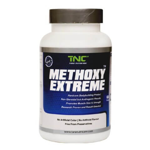 Tara Nutricare Methoxy Xtreme,  60 capsules  Unflavoured