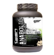 SSN Anabolic Muscle Builder,  5.5 lb  Vanilla