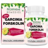 Morpheme Remedies Garcinia Forskolin (500 Mg),  90 Veggie Capsule(s)