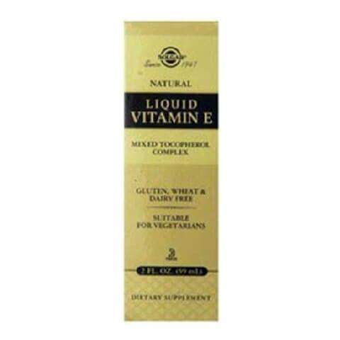 Solgar Vitamin E Liquid,  60 ml
