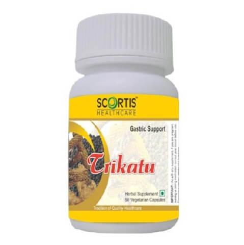 Scortis Trikatu,  60 veggie capsule(s)