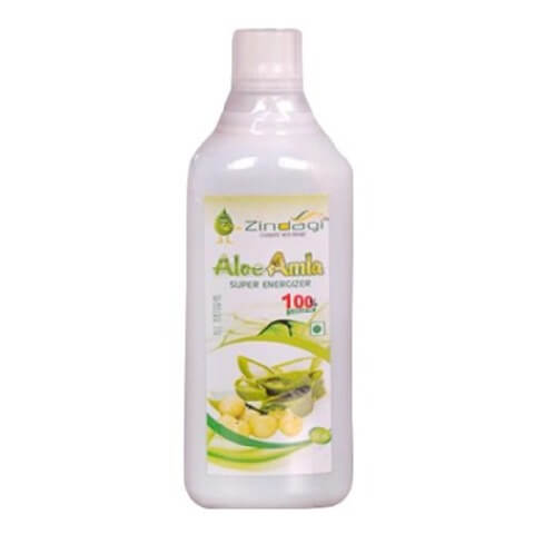 Zindagi Aloe Amla,  500 ml