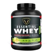 Vigour Fuel Essential Whey Protein,  4.4 lb  Banana Smoothie