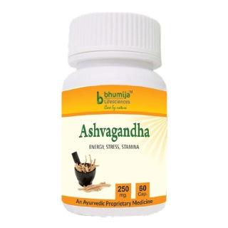 Bhumija Ashvagandha,  60 capsules
