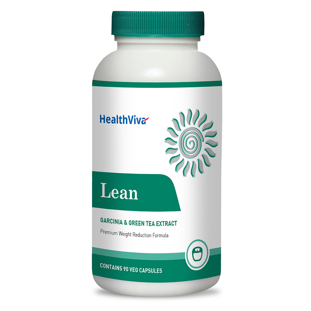 Healthviva Lean Garcinia Green Tea Online In India Healthkart Com