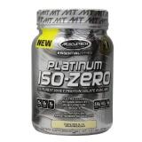 MuscleTech Platinum 100% Iso-Zero,  1.5 Lb  Vanilla