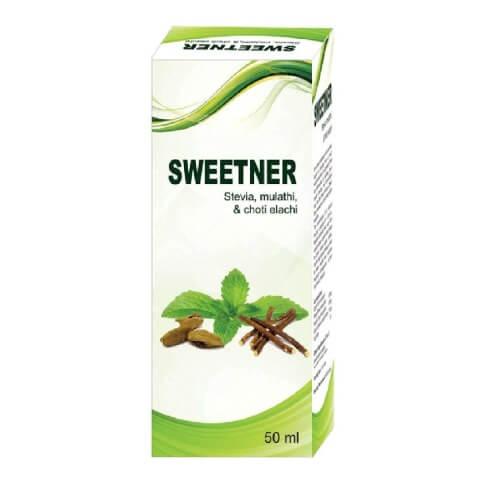 Kanticoy Sweetner (Pack of 2),  50 ml