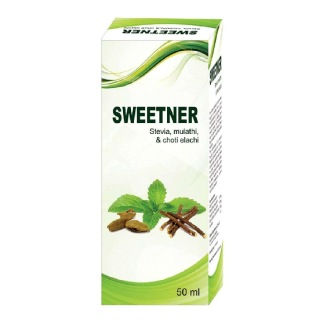 Kanticoy Sweetner (Pack of 2),  50 ml