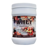 Nutrix Ultra Whey Protein,  1.1 Lb  Chocolate