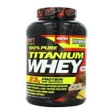 SAN 100% Pure Titanium Whey,  5.01 lb  Chocolate Graham Cracker