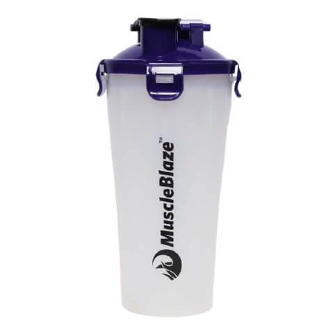 MuscleBlaze Hydra Shaker,  Blue Cap  600 ml