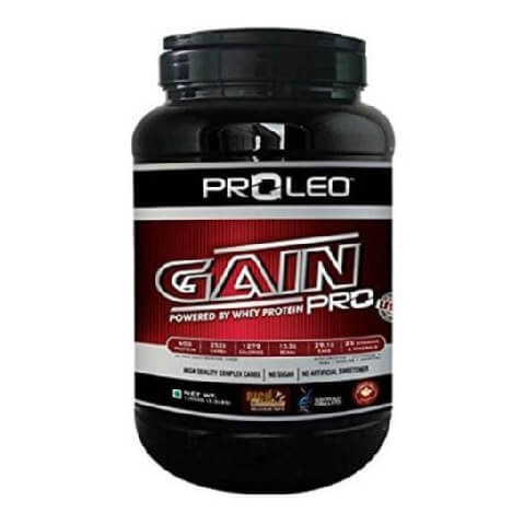 Proleo Gain Pro,  Chocolate  3.3 lb