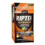 QNT Riptek,  120 capsules  Unflavoured