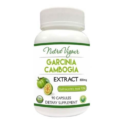 Nutra Vigour Garcinia Cambogia Extract (800mg),  90 capsules