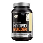 ON (Optimum Nutrition) Platinum Hydrobuilder,  2.2 lb  Vanilla Bean