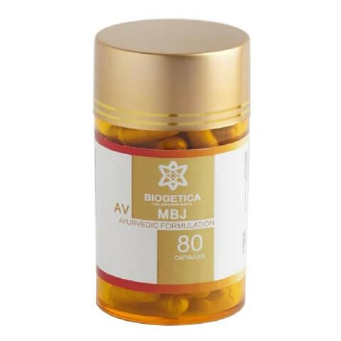 Biogetica AV MBJ,  80 capsules