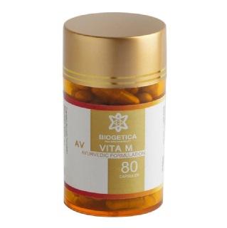Biogetica AV Vita M,  80 capsules