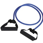 B Fit USA Soft Expander (ABE066),  Blue & Black  Free Size