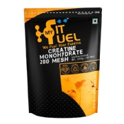 MyFitFuel Creatine Monohydrate 200 Mesh,  Unflavoured  0.67 lb