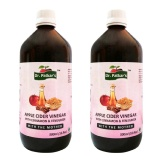 Dr. Patkar's Apple Cider Vinegar (Pack Of 2),  500 Ml  Cinnamon & Fenugreek