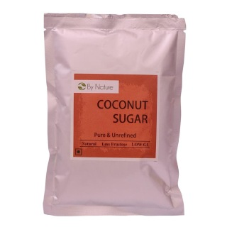By Nature Coconut Sugar,  Unflavoured  250 g