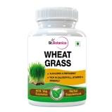 St.Botanica Wheatgrass Extract (500 Mg),  90 Veggie Capsule(s)