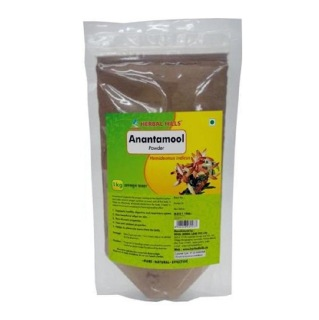 Herbal Hills Anantamool Powder,  1 kg