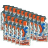Fast & Up Malto Gel Fast Energy (Pack Of 15),  30 G  Orange