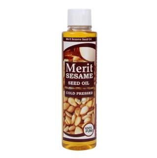 Merit Sesame Seed Oil,  250 ml  Skin & Hair Treatment