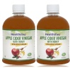 HealthViva Apple Cider Vinegar + Honey - Pack of 2