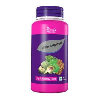 Good Health Liver Support,  60 capsules