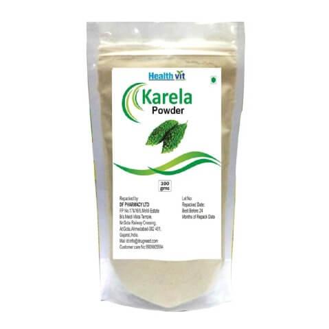 Healthvit Karela Powder,  100 g