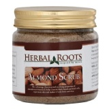 Herbal Roots Almond Scrub,  100 G  Softening & Smoothening