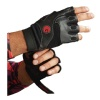 Omtex Gym Gloves (Ace),  Black  Small
