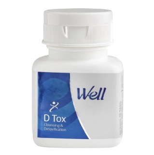 Modicare Well D Tox,  60 tablet(s)