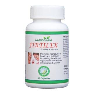 Aarogyam Fertilex,  60 capsules